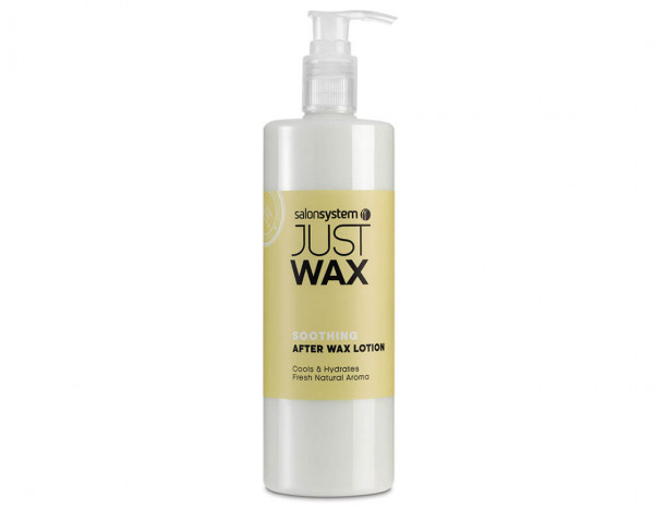 Just Wax after wax lotion 500ml