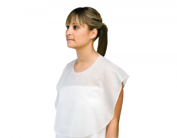 Beauty Essentials disposable shoulder capes (6)
