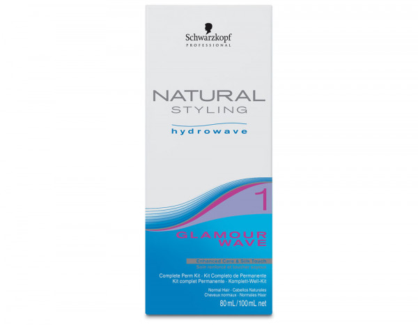 Natural Styling glamour wave no.1 normal hair