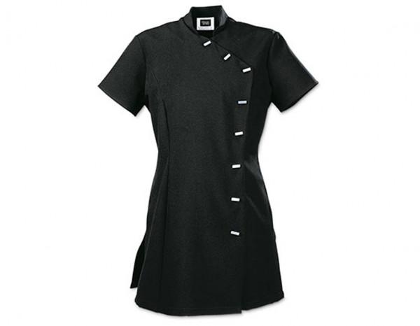 Asymmetrical tunic, black size 10