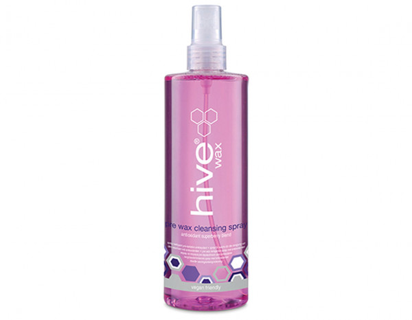 Hive superberry blend pre wax cleansing spray 400m