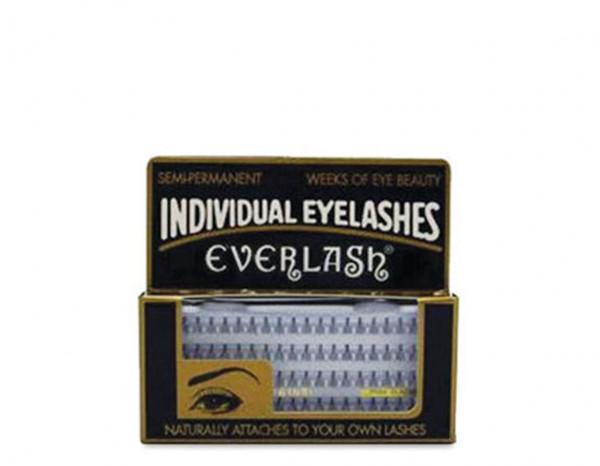 Everlash individual lashes spread trim black