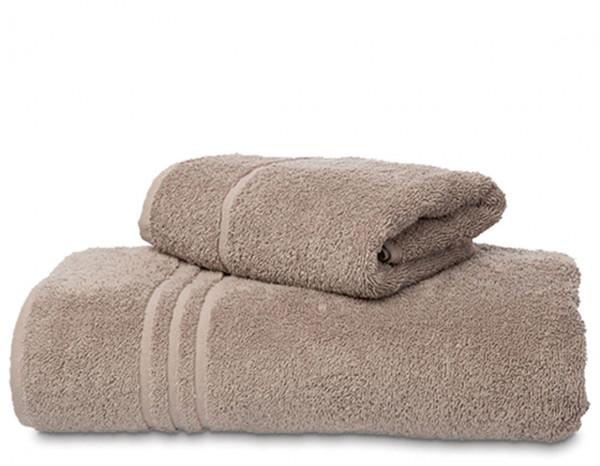Comfy bath sheet, pebble