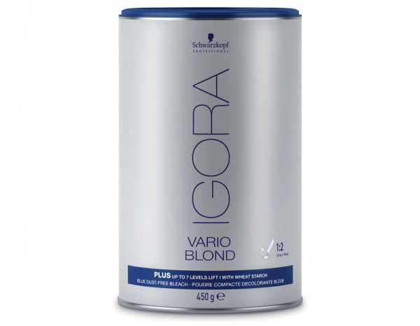 IGORA blond powder lightener plus (blue) 450g