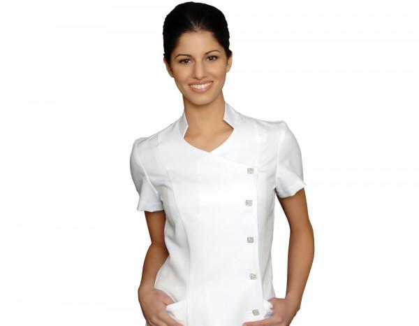 Lili tunic pontella, white size 8