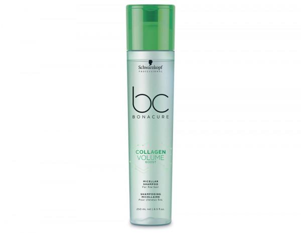 BC collagen volume boost micellar shampoo 250ml
