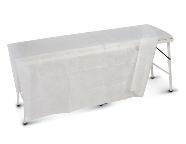 Beauty Essentials disposable couch drapes (10)