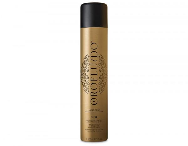 Orofluido hair spray strong hold 500ml
