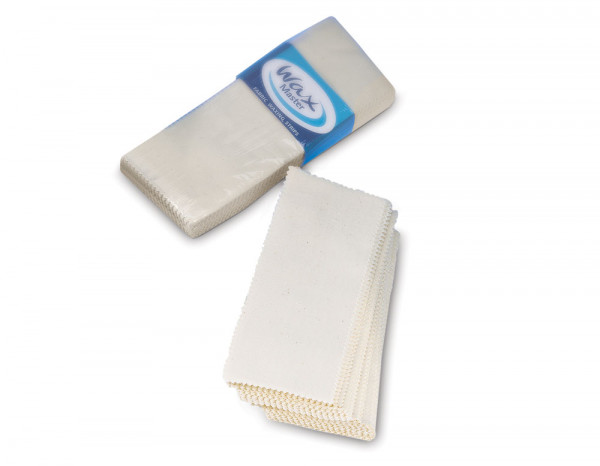 Wax Master fabric waxing strips (100)