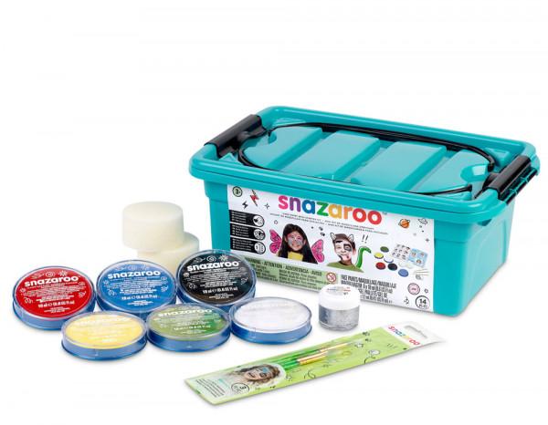 Snazaroo mini starter kit, 14 pcs