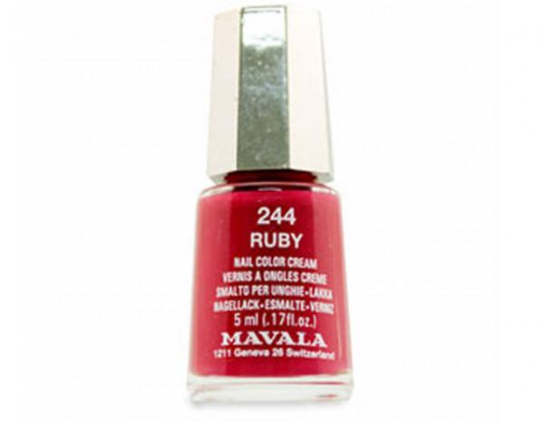Mavala retail 5ml, Ruby