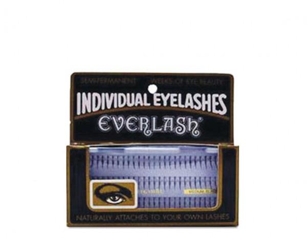Everlash individual lashes regular medium black