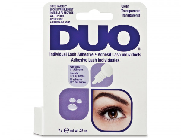 DUO striplash adhesive 7g, clear