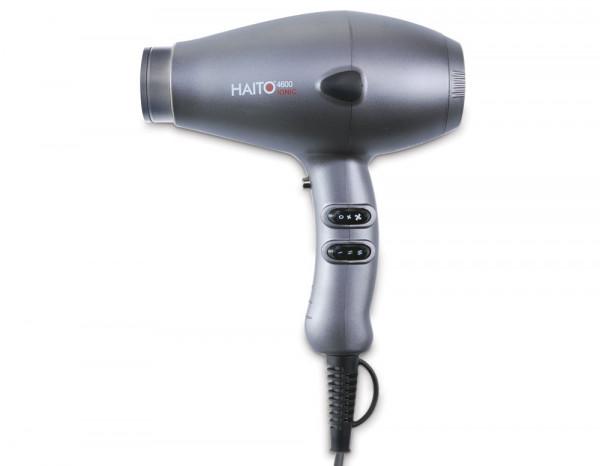 Haito 4600 ionic dryer, gun metal