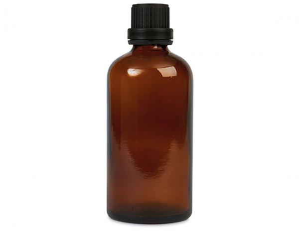 Beauty Essentials amber bottle 100ml