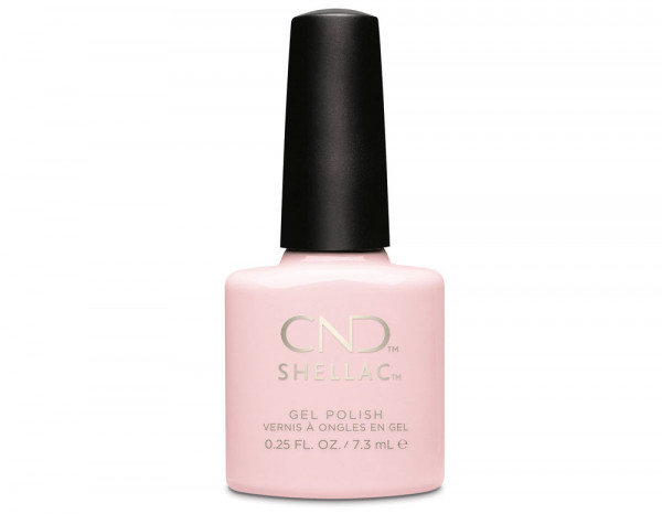 CND Shellac 7.3ml, Clearly Pink