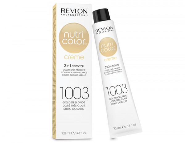 Nutri color creme 100ml, 1003 golden blonde