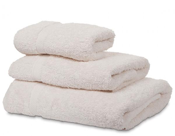 Serenity bath towel, ivory