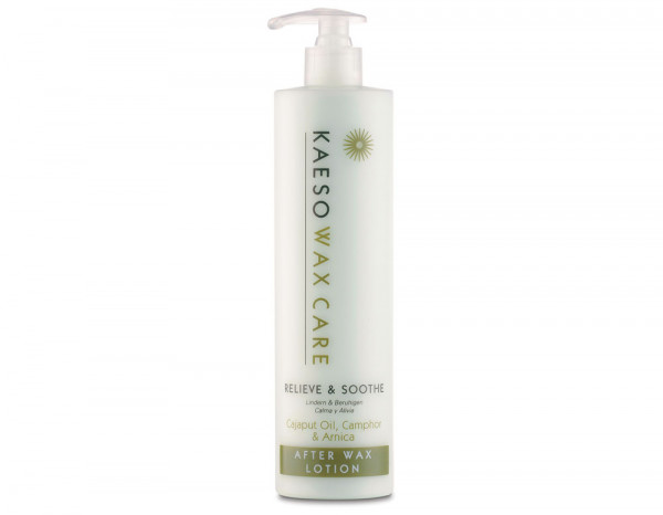Kaeso relieve and soothe after wax lotion 495ml