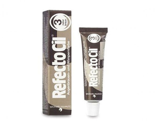 RefectoCil eyelash tint brown 15ml/0.5fl.oz