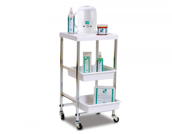 Beauty Essentials waxing starter station