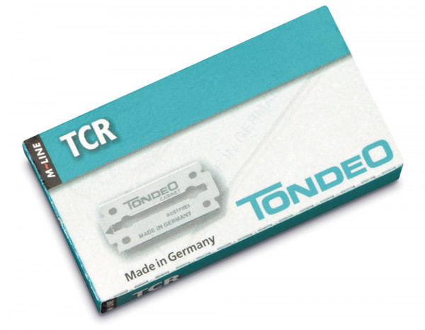 Tondeo TM razor replacement blades (10)
